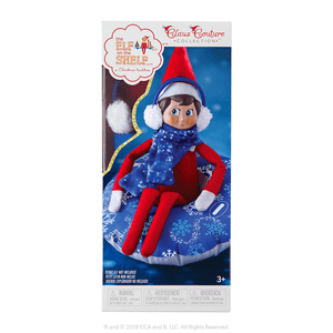 CLAUS COUTURE COLLECTION® TOTALLY TUBULAR SNOW SET