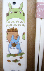 totoro chopsticks and case