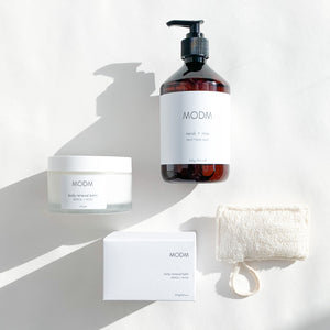 MODM Body Renewal Set - Neroli + Rose