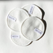 Load image into Gallery viewer, MODM Bamboo + Cotton Discs with Wash Bag