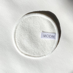 MODM Bamboo + Cotton Discs with Wash Bag