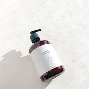 MODM Hand + Body Wash - Neroli + Rose
