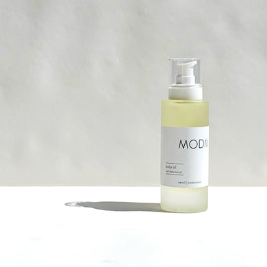 MODM Body Oil - neroli + cedarwood  100ml