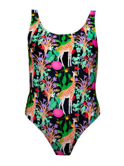 Adult Swimming Costume - Giraffe - Elizabeth Summer