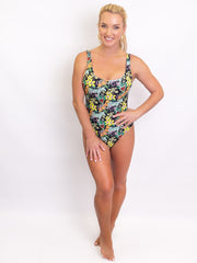 Swimming Costume - Zebra - Elizabeth Summer