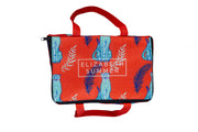 Cooler Bag - Red Cheetah