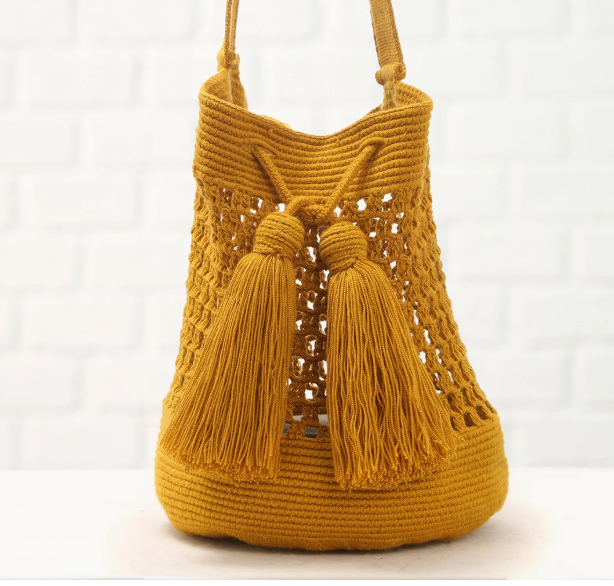 Mona M Net Bag - Elizabeth Summer