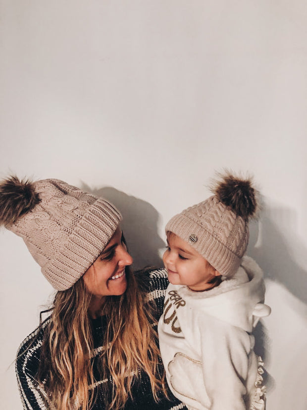Mom and Me  - Beanies - Elizabeth Summer