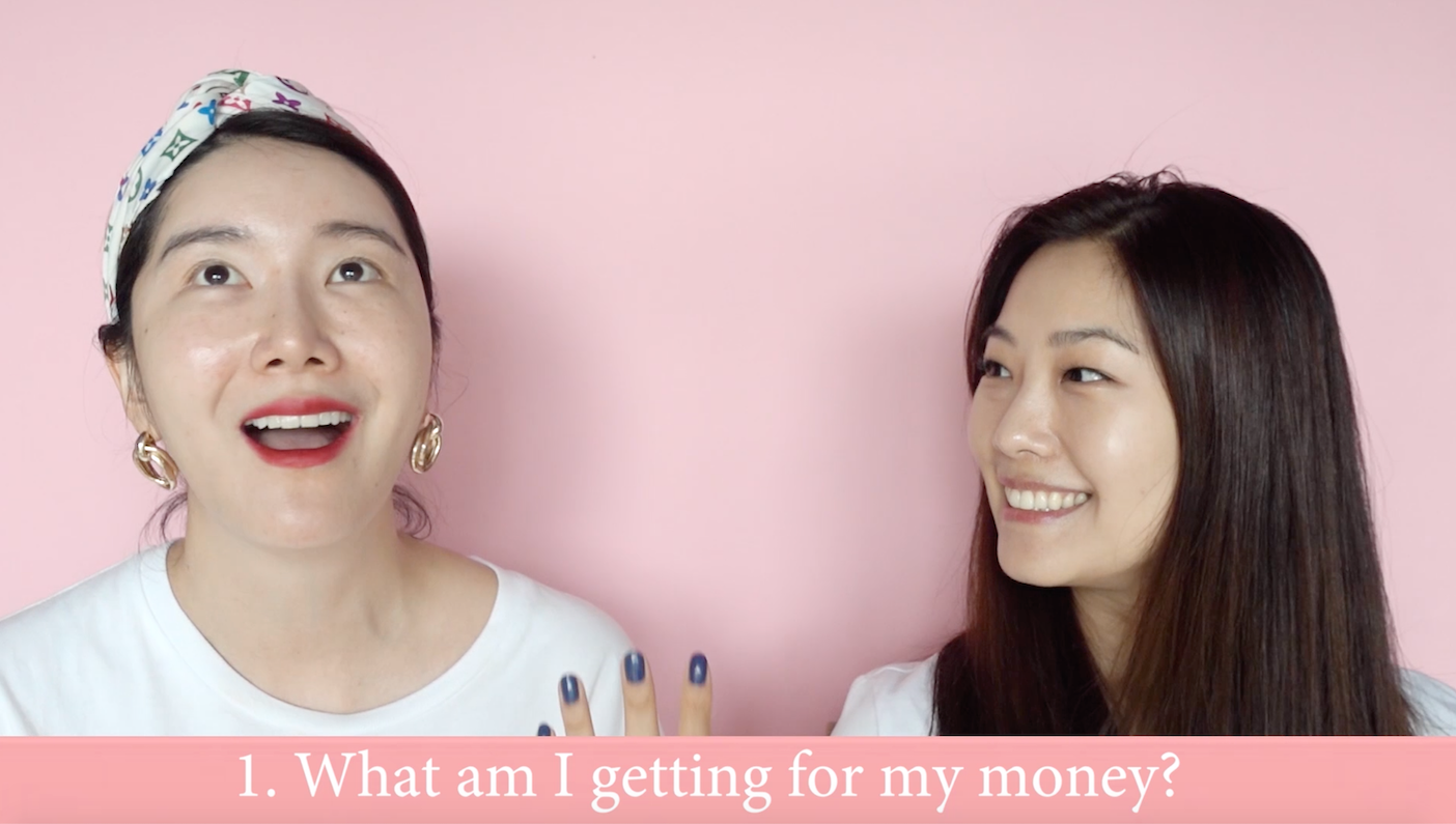 What the Beauty Industry Doesn't Want You to Know: Am I getting my money's worth??