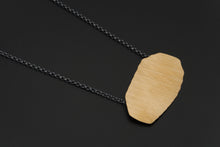 Load image into Gallery viewer, Geometric Pendant Necklace