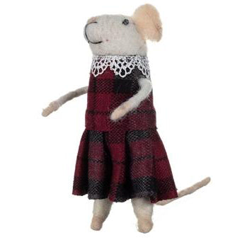 Sunday Best Dress Mouse