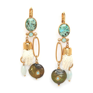 Andrea Statement Earrings
