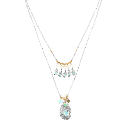 Kate Double Layer Necklace