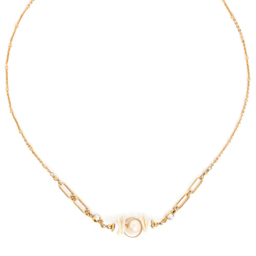 Constance Thin Chain Necklace