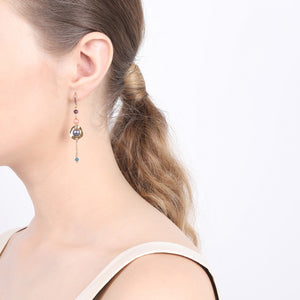 Lily Mini Hook Earrings