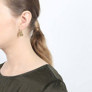 Andrea Simple Earrings