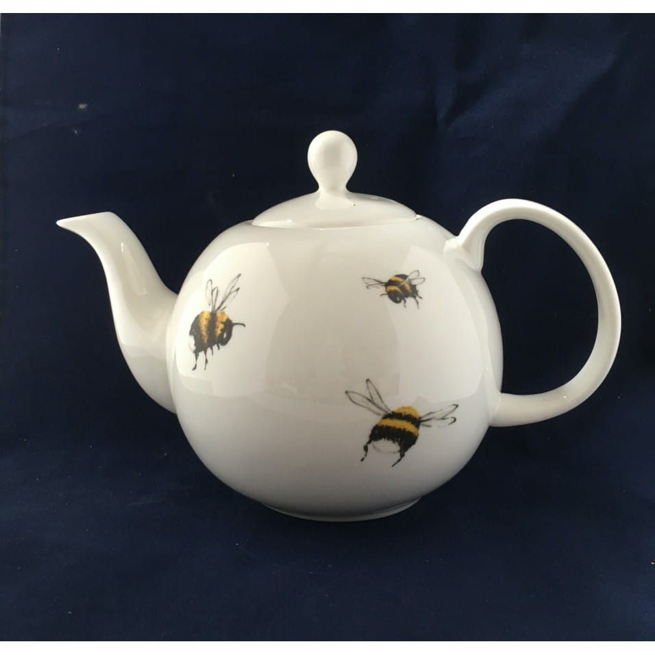 Small Bee Teapot