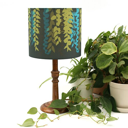 Trailing Vine 20cm Table Lampshade- Shade Only