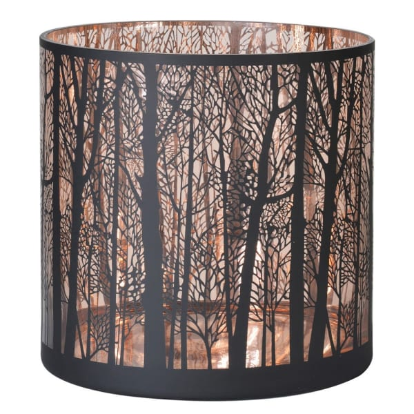 Large Forest Candle Holder