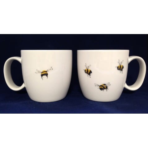 1019 Bee Bone China Mug
