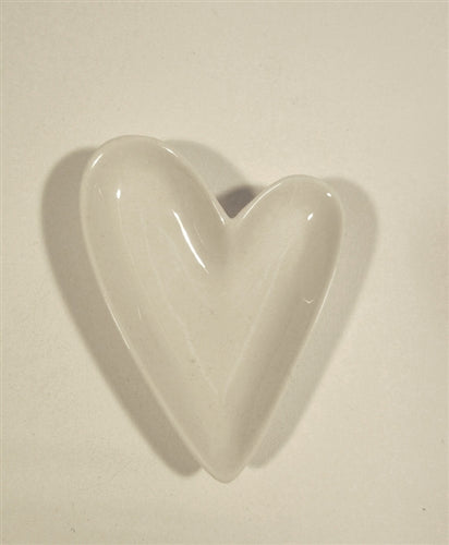Small Porcelain Heart Dish