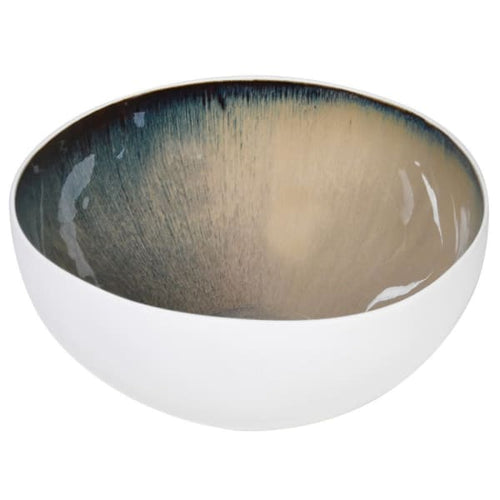 Large Blue & White Bowl