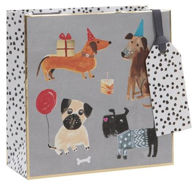 Small Dogs Tails Gift Bag