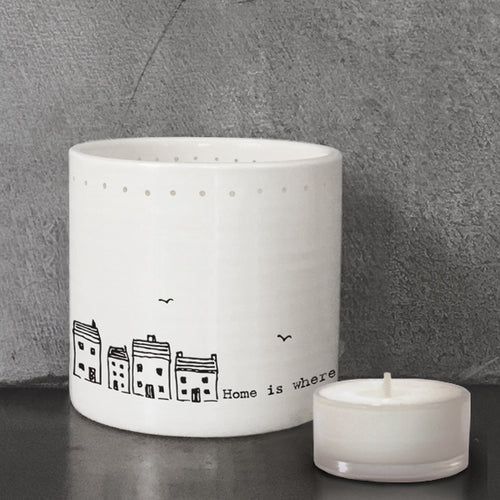 Home Is.. Tealight Holder
