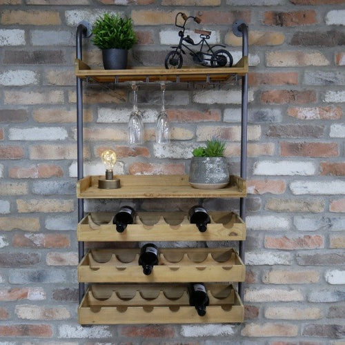 Industrial Wall Wine Unit