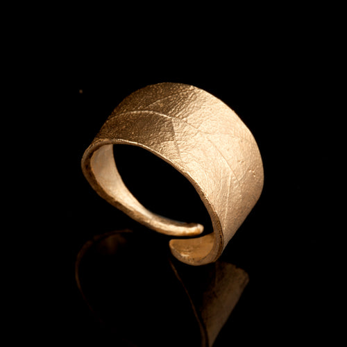 Bay Laurel Band Ring