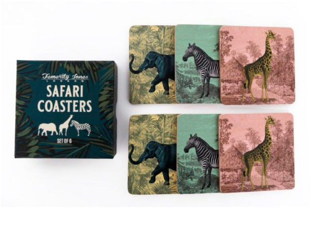 Safari Coasters