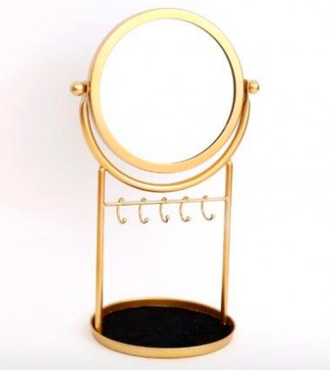 Gold Jewellery Stand