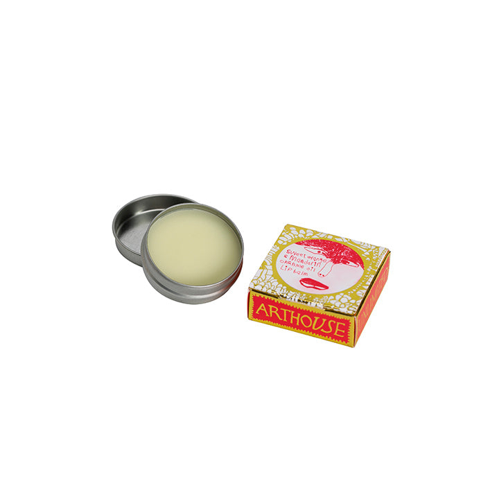 Sweet Orange & Mandarin Organic Lip Balm