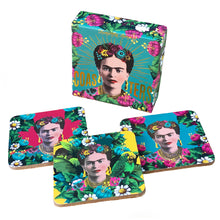 Load image into Gallery viewer, Frida Kahlo Coasters