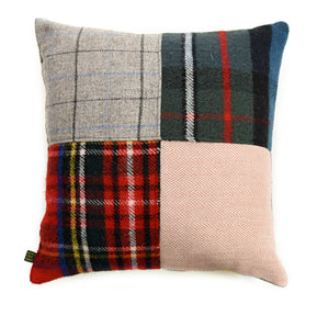 Tartan & Tweed Wool Cushion