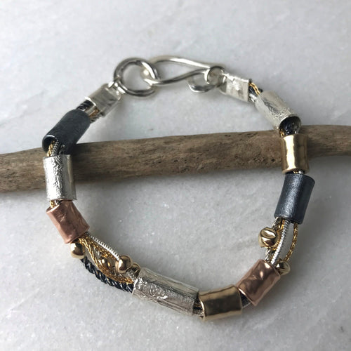 Mixed Metals Bracelet