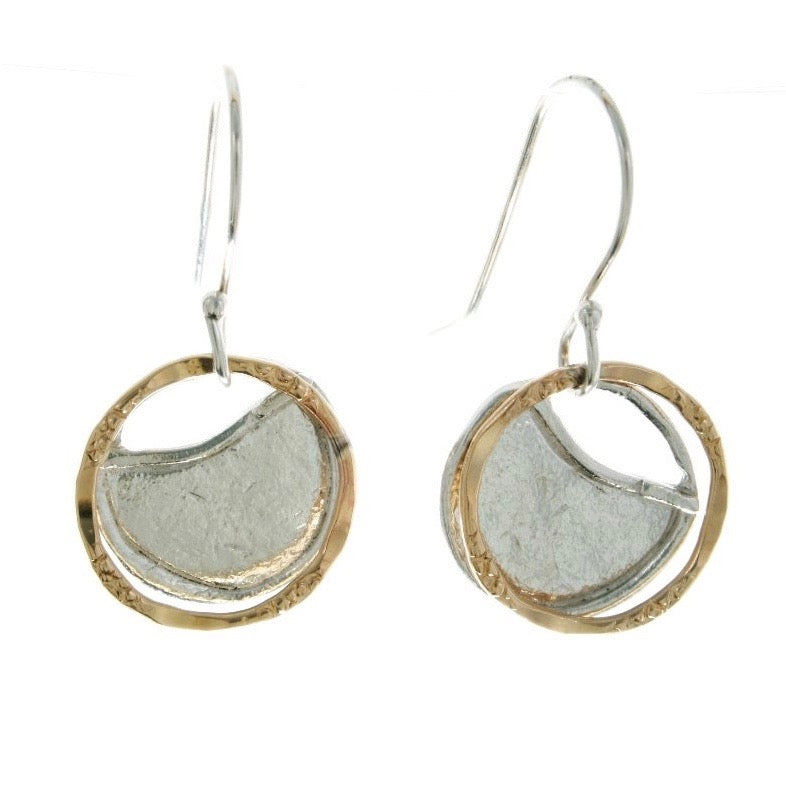 Mixed Metals Earrings