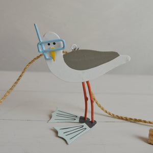 Seagulls with Snorkels Garland