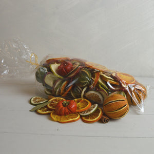 Large Cinnamon & Orange Potpourri Bag