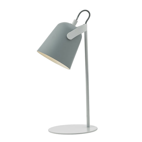 Grey/White Table Lamp