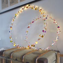 Load image into Gallery viewer, Celebration Folklore Circle Light 40cm