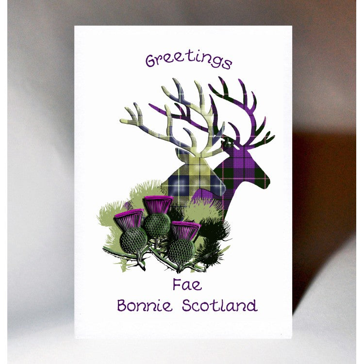 Stag Greetings