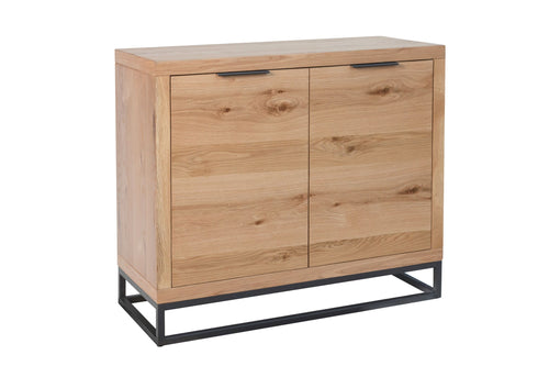 Industrial 2 Door Sideboard