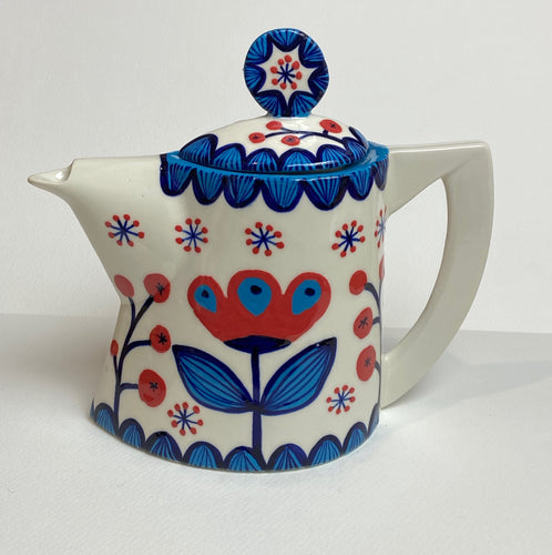 Small Berry Teapot