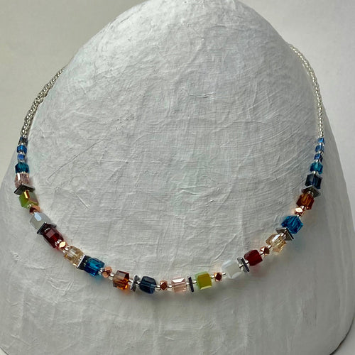 Bright Crystal Necklace