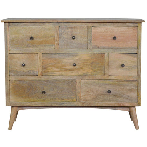 Scandinavian Chest of Drawers - 8 Drawers
