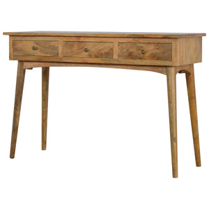 Scandinavian Console - 3 Drawers