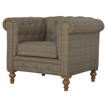 Load image into Gallery viewer, Chesterfield Single Seater Arm chair
