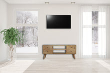 Load image into Gallery viewer, Nordic Style Media Unit - 4 Drawers