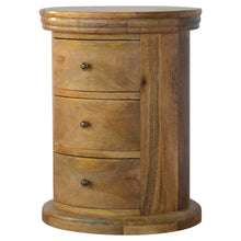 Load image into Gallery viewer, Country Style Petite Slim Drawer Chest with 3 Drawers